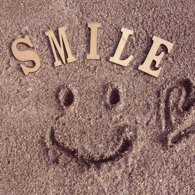 スマイル、笑顔
