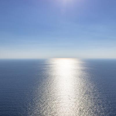 海、空、光